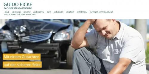 Firmenprofil von: Ihr Kfz-Sachverständigenbüro in Hannover-Bothfeld