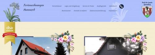 Firmenprofil von: Entspannte Auszeit erleben - Ferienwohnungen Hannusch in Spremberg