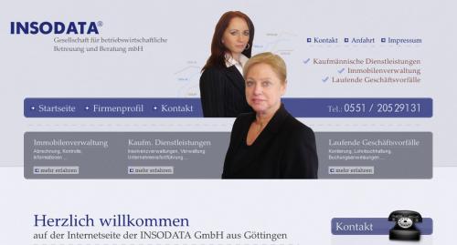 Firmenprofil von: Insodata® - Gesellschaft für betriebswirtschaftliche Betreuung und Beratung mbH in Göttingen
