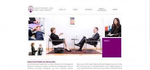 Firmenprofil von: Vertrauen Sie beim Baurecht auf Experten – Rechtsanwälte Hauptmann-Uhl und Kollegen aus Göppingen