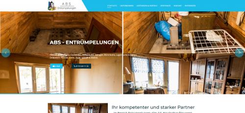 Firmenprofil von: Ihr Partner für Entrümpelungen in Krefeld: ABS-Entrümpelungen