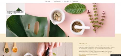 Firmenprofil von: Ihr Heilpraktiker in Petershagen: Praxis für Homöopathie Klaus Gundacker