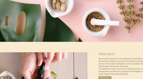 Firmenprofil von: Homöopathie: Die natürlichen Heilkräfte des Körpers nutzen