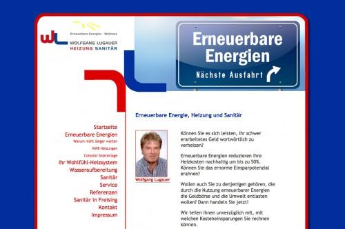 Firmenprofil von: Erneuerbare-Energien-Lugauer in Freising