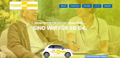 Firmenprofil von: Pflegedienst mobil Schmidt: Ihre ambulante Pflege in Hemmingen