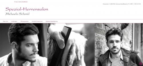 Firmenprofil von: Ihr Herrenfriseur in Unterschleißheim: Spezial Herrensalon