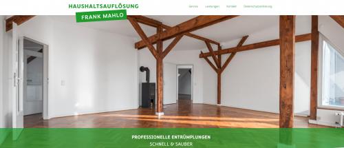 Firmenprofil von: Professionelle Haushaltsauflösung Heuchelheim: Frank Mahlo
