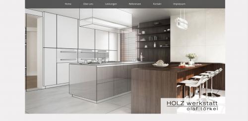 Firmenprofil von: Ihre Tischler in Hünxe: Tischlerei Holzwerkstatt