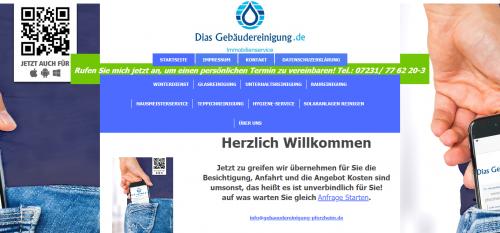 Firmenprofil von: Dias Gebäudereinigung in Pforzheim