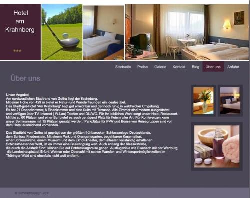 Firmenprofil von: Stadt-gut-Hotel am Krahnberg in Gotha