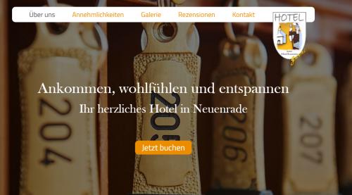 Firmenprofil von: Hotel am Maibaum in Neuenrade bei Lüdenscheid