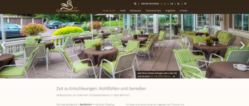 Firmenprofil von: Ihr Hotel am Schwanenweiher: Entspannung in der Vulkaneifel