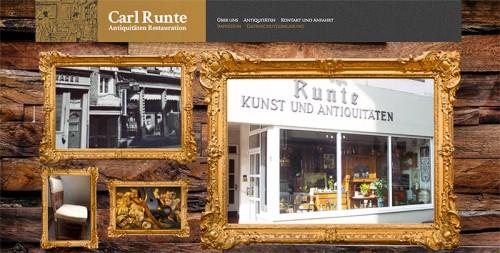 Firmenprofil von: Ein Fachgeschäft für Restaurierungen und Antiquitäten in Wuppertal: Antike Möbel, Uhren und Gemälde