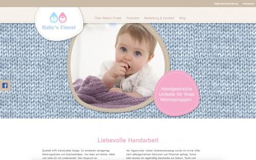 Firmenprofil von: Einzigartige Geschenke für die Babyparty