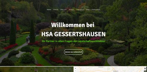 Firmenprofil von: Ihr Ansprechpartner für GalaBau in Augsburg: HSA Gessertshausen
