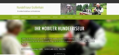 Firmenprofil von: Hundefriseur Grafenhain: Ihr mobiler Hundefriseur und -trainer in Suhl