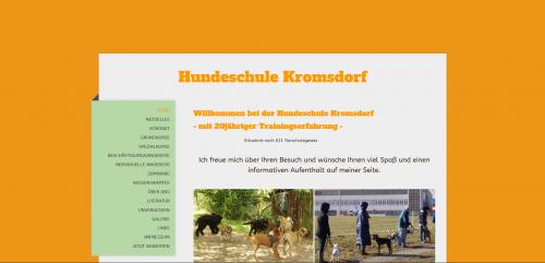 Firmenprofil von: Hundeschule Kromsdorf Beate Göthe-Symalzek: Ihr Hundetraining in Ilmtal-Weinstraße