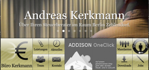 Firmenprofil von: Betriebsprüfung in Berlin: Andreas Kerkmann