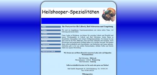 Firmenprofil von: Ihr Partyservice in Lübeck: Heilshooper Spezialitäten