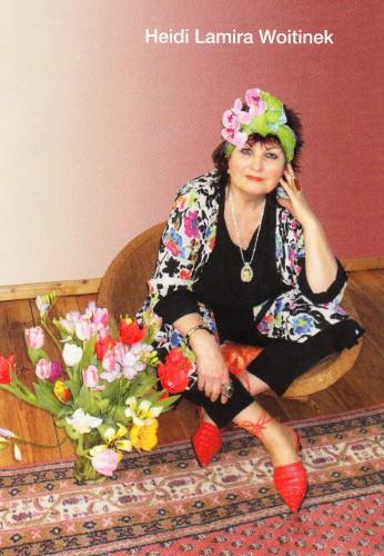 Firmenprofil von:  Handleserin Heidi  Lamira Woitinek  aus Berlin