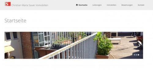 Firmenprofil von: Fachkundige Immobilienbewertungen in Nürnberg – Christian Maria Sauer Immobilien GmbH & Co. KG in Nürnberg