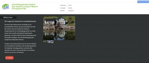 Firmenprofil von: Ihr Immobiliengutachter in Bayreuth: HypZert Dipl.-Ing.-(FH) Ludwig G. Melzner