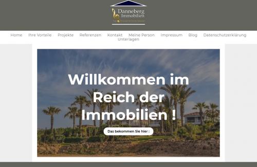 Firmenprofil von: Danneberg Immobilien aus Nürnberg – Ihr Ansprechpartner rund um Immobilien