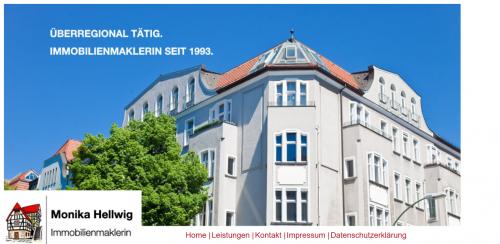 Firmenprofil von: Ihr Immobilienservice in Dortmund: Immobilien Monika Hellwig