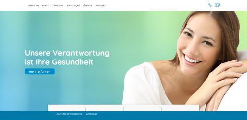 Firmenprofil von: Ihre Praxis für Implantologie in Kassel: Zahnarzt Bernd Führer