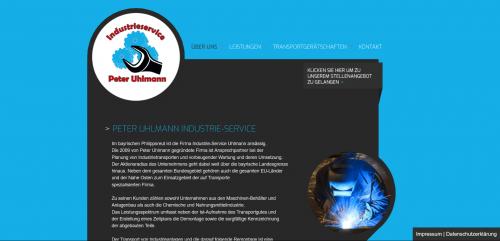 Firmenprofil von: Europaweite Industrietransporte mit Industrie Service Uhlmann