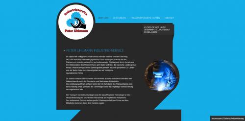 Firmenprofil von: Sicher von A nach B: Industrietransport von Industrieservice Peter Uhlmann