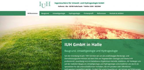 Firmenprofil von: Ihr Baugrundgutachter in Sachsen-Anhalt: Ingenieurbüro für Umwelt u. Hydrogeologie Hollweg