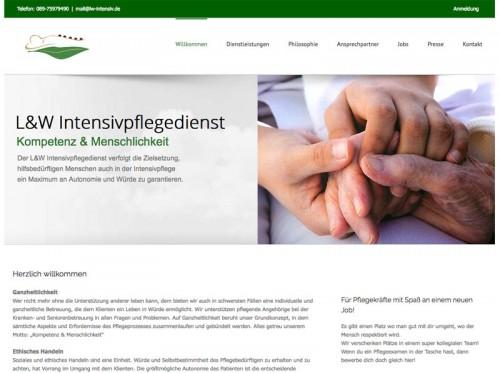 Firmenprofil von: Ambulanter Intensivpflegedienst in Gräfelfing: für ein Leben in gewohnter Umgebung