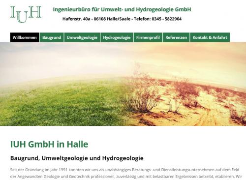 Firmenprofil von: Das Ingenieurbüro für Umweltgeologie in Halle: Bauen Sie auf Expertise