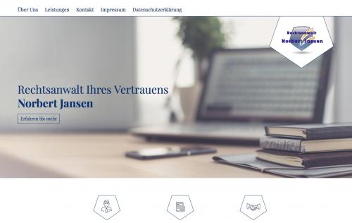 Firmenprofil von: Rechtsanwaltskanzlei in Münster: Rechtsanwalt Norbert Jansen