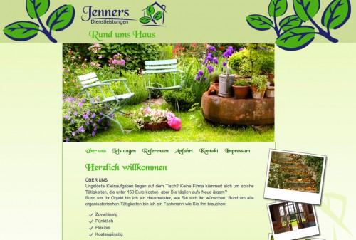 Firmenprofil von: Jenners Hausmeisterservice in Rostock
