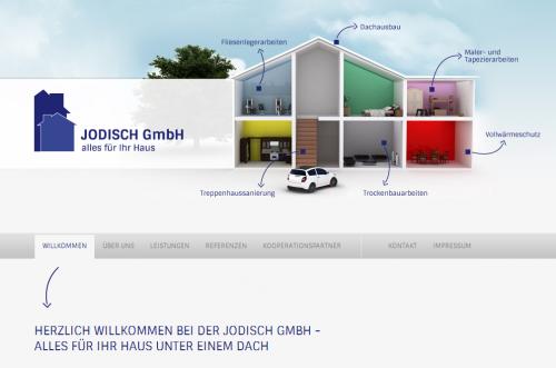 Firmenprofil von: Jodisch GmbH, Bauleistungen aus Berlin