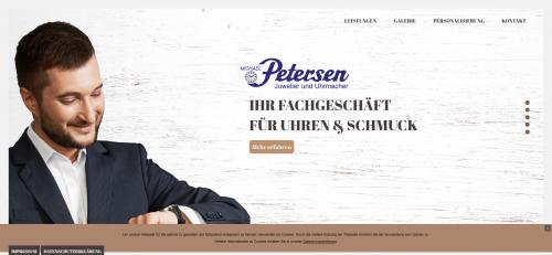 Firmenprofil von: Juwelier und Uhrmacher Petersen in Kiel: Schmuck für die Ewigkeit