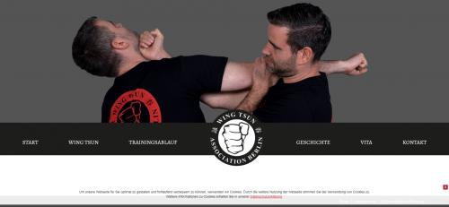 Firmenprofil von: Kampfsportschule in Berlin: Wing Tsun Akademie