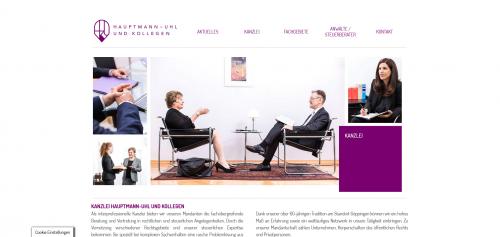 Firmenprofil von: Hauptmann-Uhl und Kollegen – Ihr Spezialist für Arbeitsrecht aus Göppingen