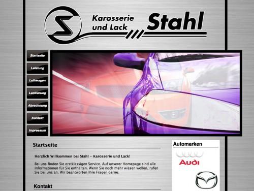 Firmenprofil von: Karosserie & Lack Stahl GmbH in München-Unterschleißheim