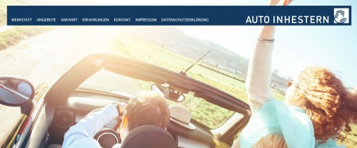 Firmenprofil von: Ihr Partner für professionellen Autoservice – Auto Inhestern in Reken