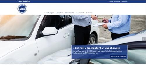 Firmenprofil von: Ihr professioneller Schadensgutachter in Nürnberg: Roman Saremba