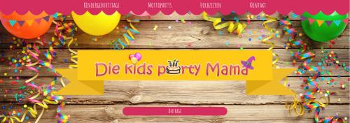 "Firmenprofil von: Kindergeburtstage bis ins Detail geplant – ""Die kids party Mama"" in Hannover"