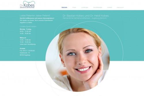 Firmenprofil von: Dr. Kobes – Zahnarzt und Zahntechniker in Augsburg