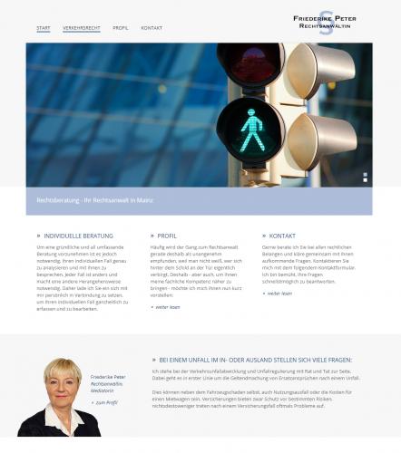 Firmenprofil von: Kompetente Beratung im Miet- und Wohneigentumsrecht – Rechtsanwältin Friederike Peter in Mainz
