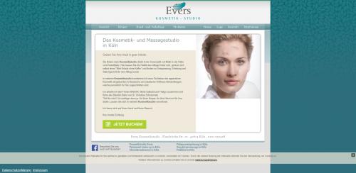 Firmenprofil von: Ebenmäßige Haut durch Microdermabrasion – Kosmetikstudio Evers