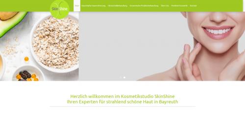 Firmenprofil von: Kosmetikstudio Skinshine in Bayreuth: Schön von Kopf bis Fuß