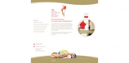 Firmenprofil von: Der Krankenpflegedienst Ihres Vertrauens: ARI Ambulanter Pflegedienst GmbH in München