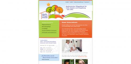 Firmenprofil von: Gemeinsam stark: Alten- und Krankenpflege Karin Nowak-Krupic in Halle